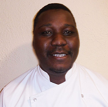 Grey Makoni: Catering Manager
